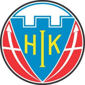 Det officielle logo for Superliga-klubben Hobro IK