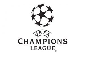 Officielt logo for Champions League