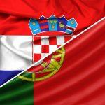 EM 2016: Odds på Kroatien vs Portugal i 1/8-finalen