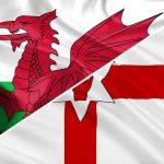 Wales-Nordirland-flag