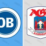 Superliga: Odds på OB vs AGF