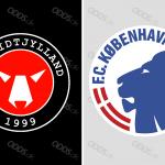 FC Midtjylland – FC Købehavn odds: Ulvene mod løverne