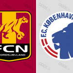 FC Nordsjælland – FC København odds: Direkte duel om tredjepladsen