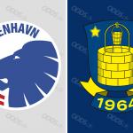 Superliga: Odds på FC København vs Brøndby