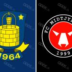 Brøndby IF – FC Midtjylland odds: Hvem snupper finalepladsen?