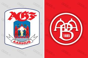 Superliga AGF AaB
