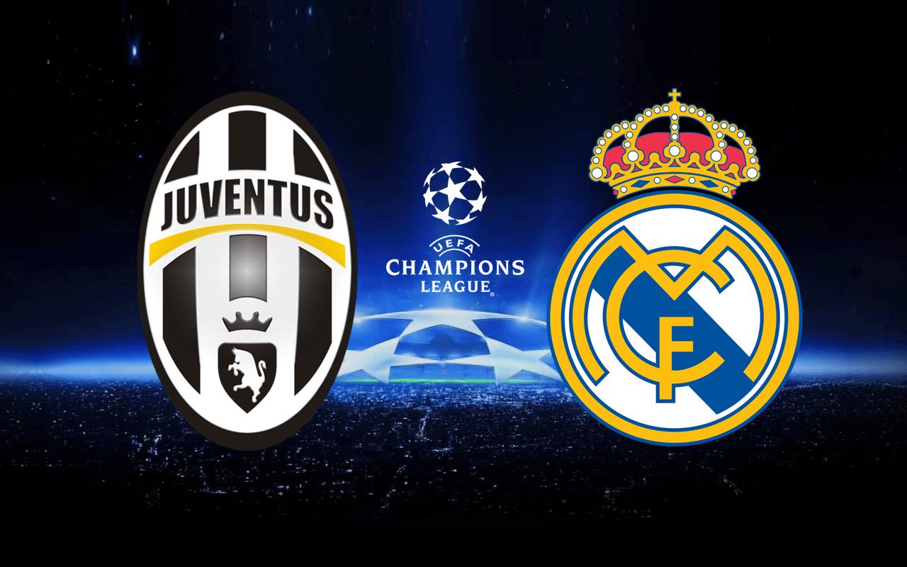 Juventus vs Real Madrid odds - Spil på Champions League ...