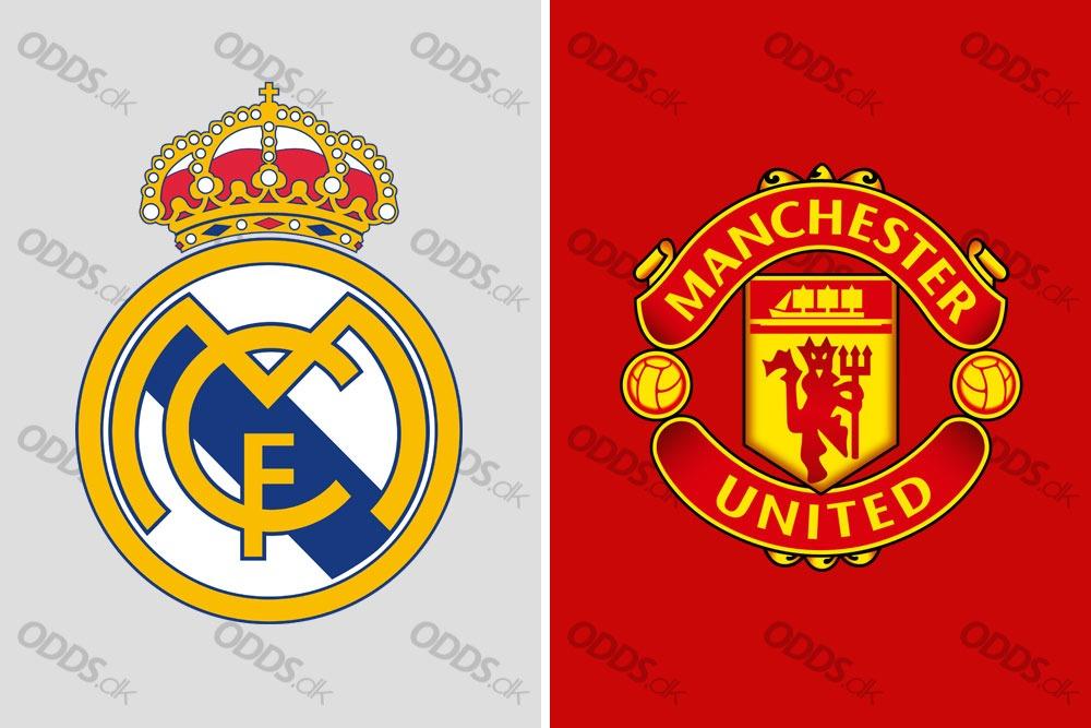 Barcelona Vs Manchester City Logo: Real Madrid Vs Man United Odds