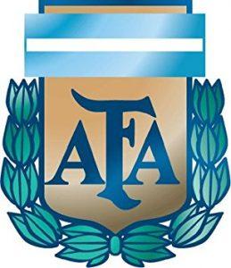 Det argentinske fodboldforbunds officielle logo