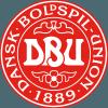 Det danske landsholds officielle logo
