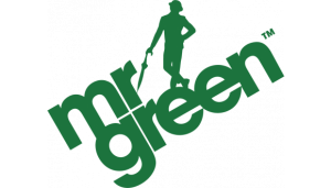 Mr Greens officielle logo på gennemsigtig baggrund