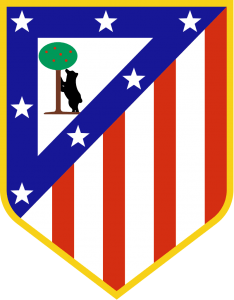 Atletico Madrids officielle logo