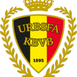 Det belgiske fodboldforbunds klassiske logo