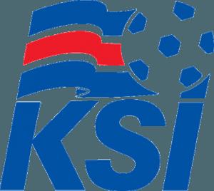 det officielle logo for det islandske fodboldforbund