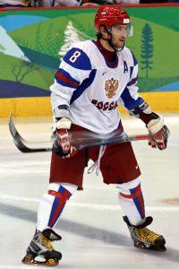 Alexander Ovechkin til vinter-OL 2014