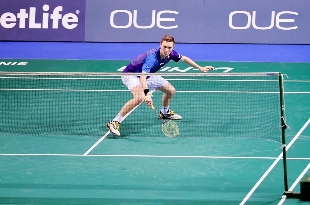 badmintonspiller viktor axelsen