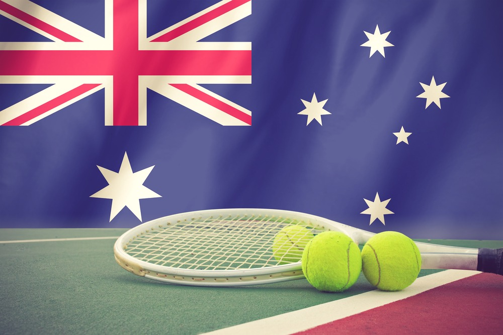 Odds Australian open tennis