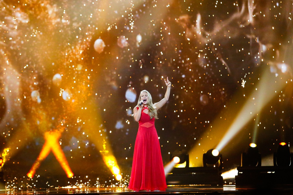 Melodi Grand Prix Anja Nissen