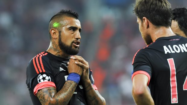 Dagens spilforslag og odds: Altid aggressive Arturo Vidal