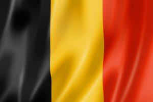 Belgiens sorte, gule og røde flag