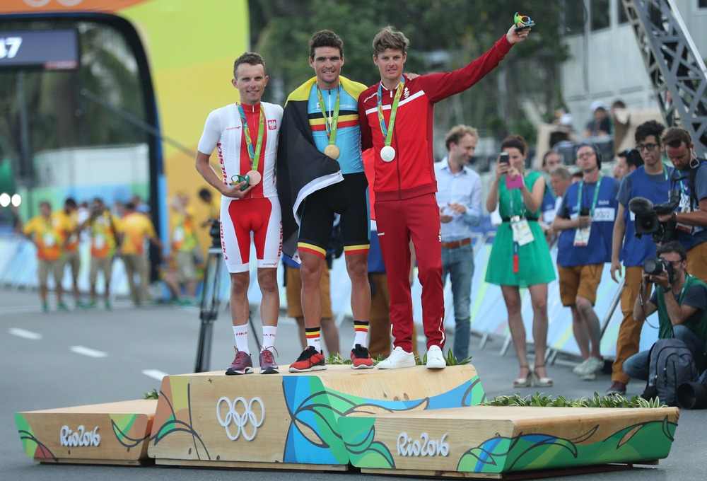 OL landevejscykling Jakob Fuglsang