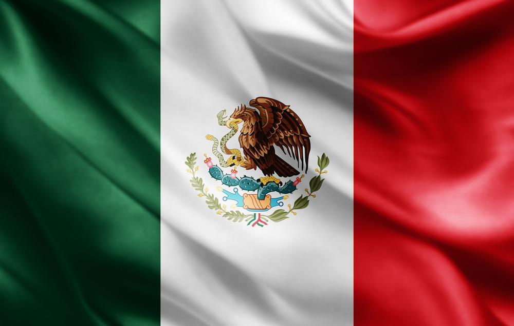 Det mexicanske flag VM i fodbold 2018