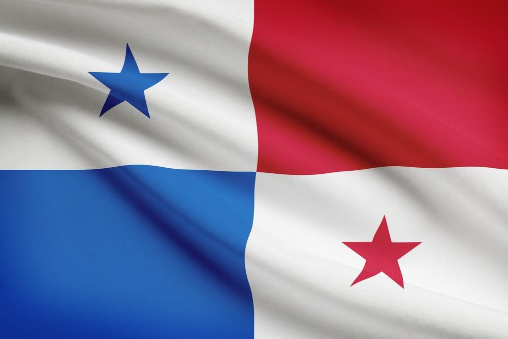 VM 2018-deltagerlandet Panamas flag