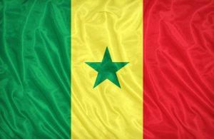 afrikanske senegals flag