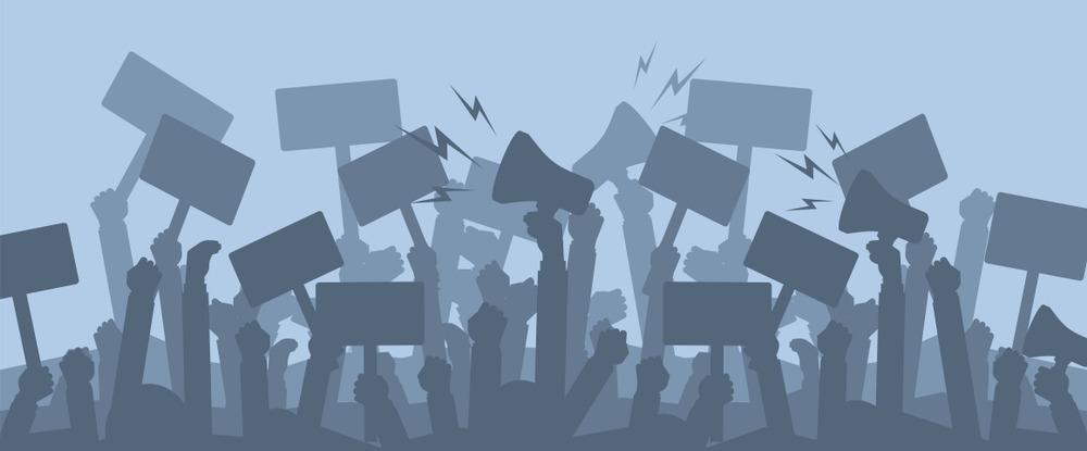 politisk protest