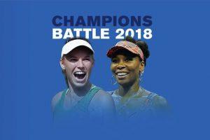 Tennis konkurrence