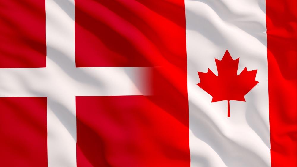 Ishockey VM: Danmark - Canada