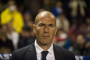 Zizou i spidsen for Real Madrid