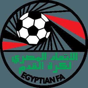 Logoet for det egyptiske landshold i fodbold