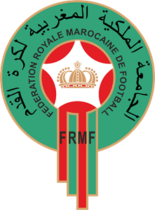 Det marokkanske fodboldforbunds officielle logo