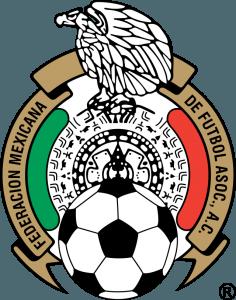 Det mexicanske fodboldforbunds logo