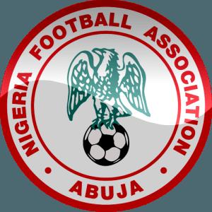 Det nigerianske fodboldforbunds logo