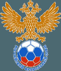 Det russiske fodboldforbund, RFS', officielle logo på transparant baggrund