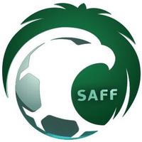 Det saudiske fodboldforbunds logo