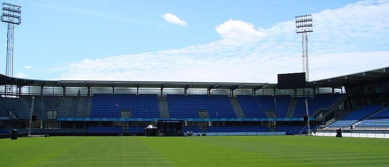 Stadion i Esbjerg: Blue Water Arena