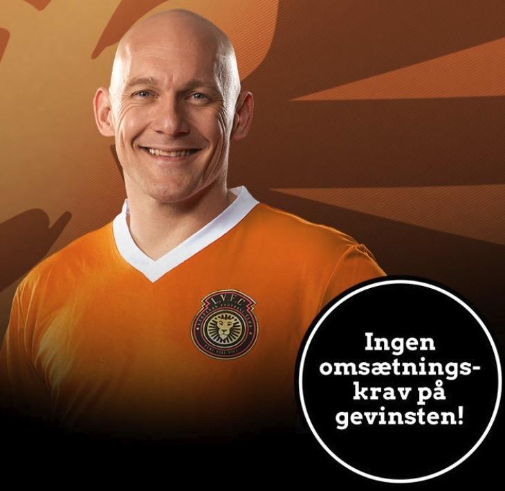 LeoVegas Sport reklame med den tidligere fodboldspiller Thomas Gravesen