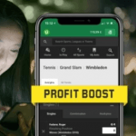 Få 20% profit boost på Wimbledon hos Unibet