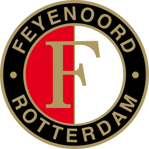 Officielt klublogo for Feyenoord