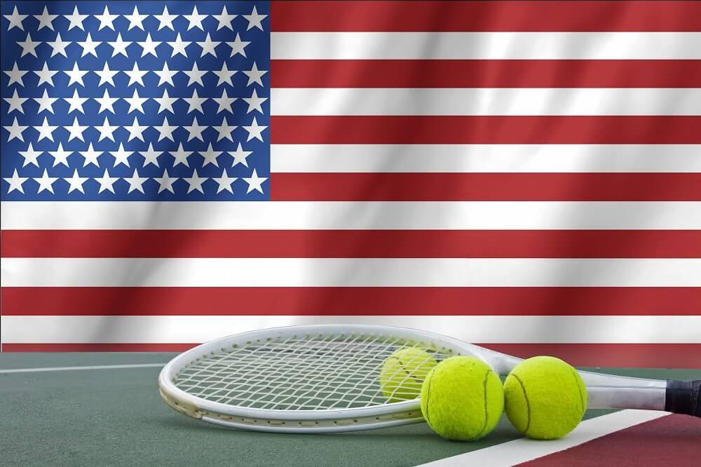 Odds banner til US Open 2018