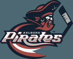 Officielt logo for den danske ishockey klub Aalborg Pirates