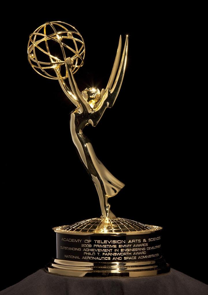En Emmy Award i guld