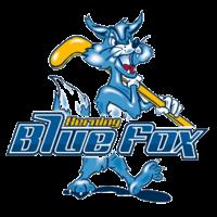 Officielt logo for den danske ishockey klub Herning Blue Fox
