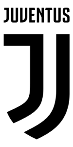 Nyt officielt logo for italienske Juventus