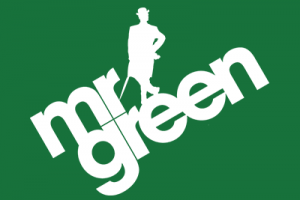 Officielt logo for Mr Green