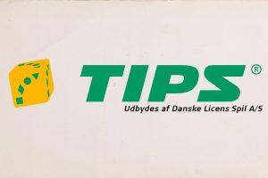 Danskek Spil Tips' officielle logo