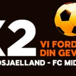Få fordoblet dine gevinster på Superligaen hos 888sport